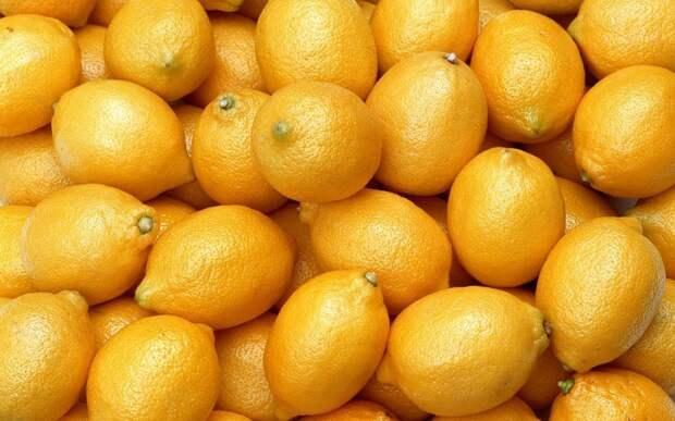 Лимоны продукты, способы хранения продуктов, холод, холодильник, хранение