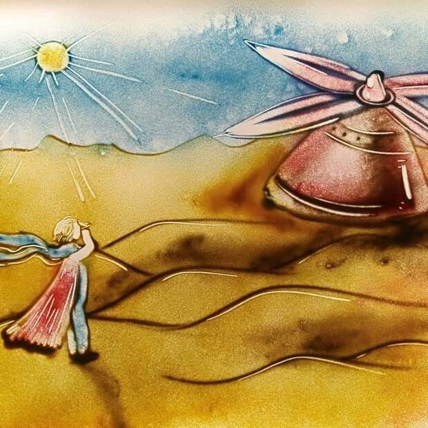 """В Твери пройдет уникальное песочное шоу """"Маленький принц"""""""