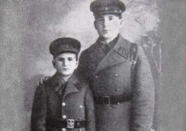 За что после войны посадили 11 летнего защитника Брестской крепости
