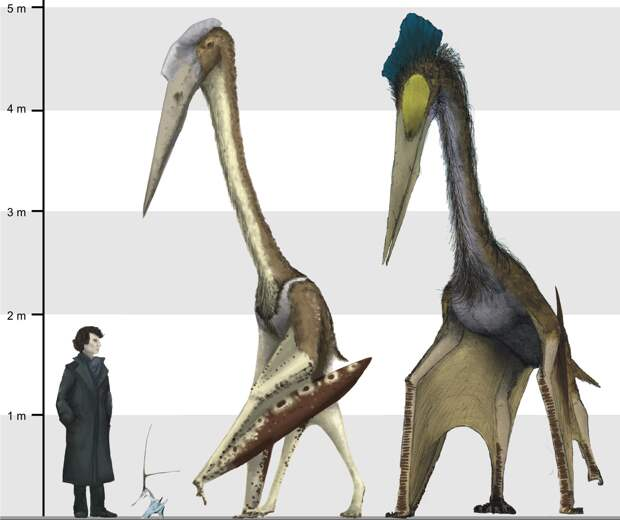 Если бы динозавры не вымерли 2