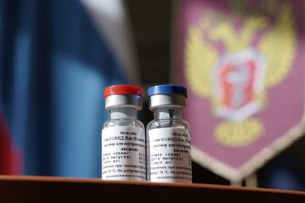 """Первая зарегистрированная вакцина от коронавируса получила название """"Спутник  V"""" – Москва 24, 11.08.2020"""