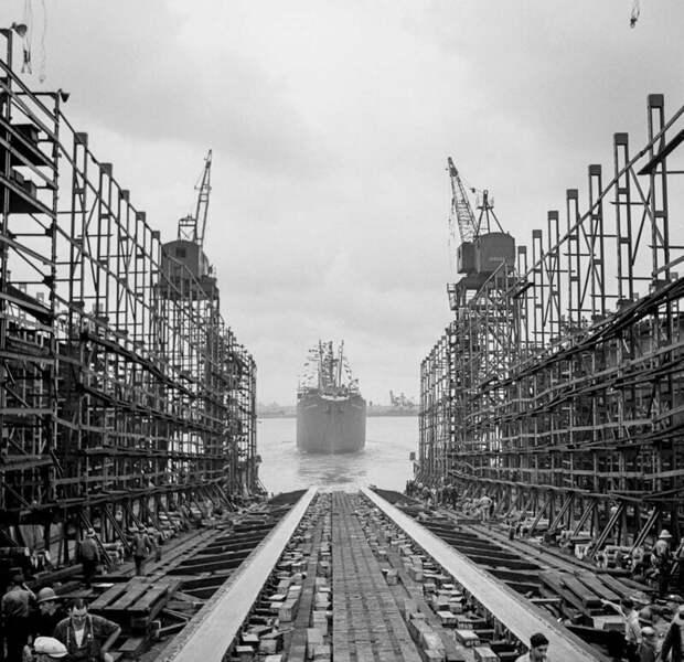 Транспортные корабли типа «Либерти» tip, Либерти, корабль, транспорт