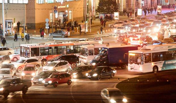 Власти Уфы определились с местами расположении платных парковок