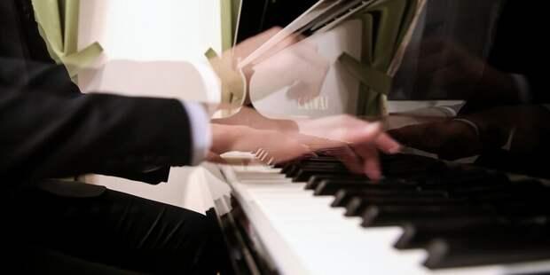 В Северном открыли набор в бесплатную студию игры на фортепиано