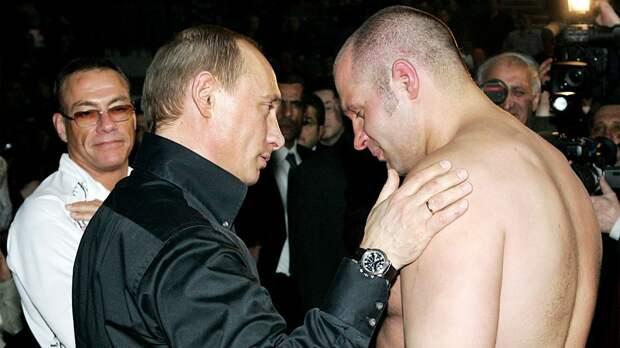 Ф. Емельяненко и Харитонов вылетели из топ-10 рейтинга тяжеловесов Bellator