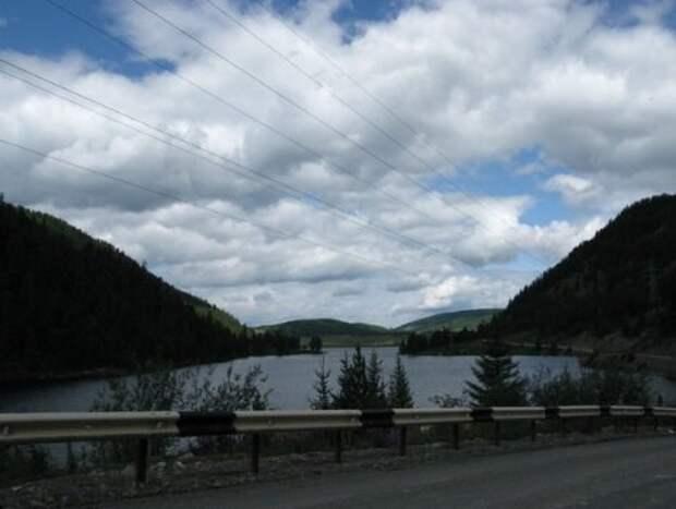 Озеро Чейбекёль. Фото с сайта Администрации Улаганского района