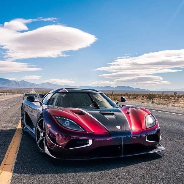 Топ - 5 самых быстрых автомобилей