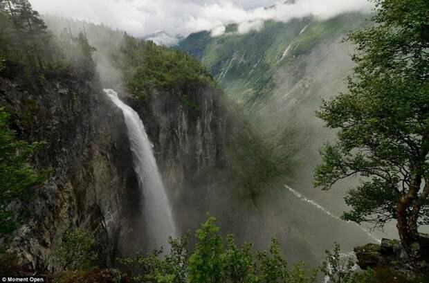 Национальный парк Йотунхейм, Норвегия европа, красоты, национальные парки, природа