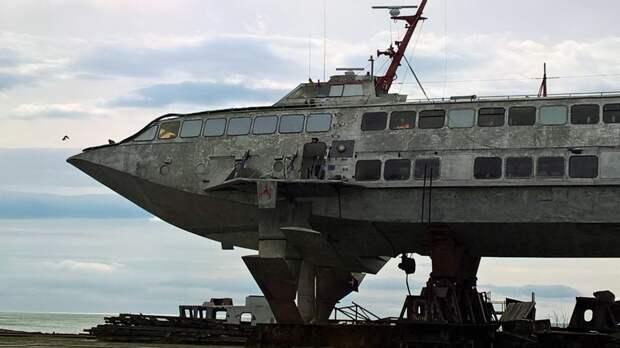 В Крыму распилят украинское оборонное прошлое