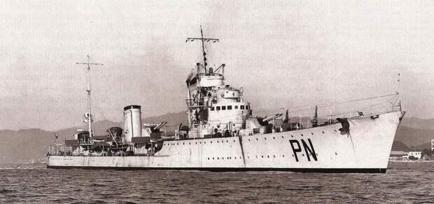 Дебют орлов адмирала Каннингема