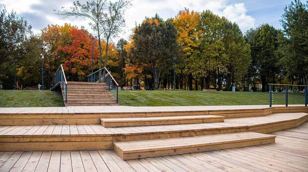 Более 180 гектаров будущего «Парка Яуза» благоустроили в Москве за пять лет