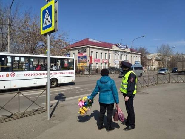 С начала года в Красноярском крае 95 человек пострадали в ДТП