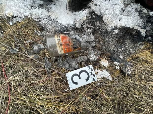 Под Симферополем на складе закололи рабочего из Евпатории, выбросили тело в поле и сожгли его