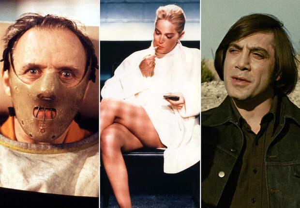 Самые реалистичные и нереалистичные киноманьяки — с точки зрения профессиональных психологов
