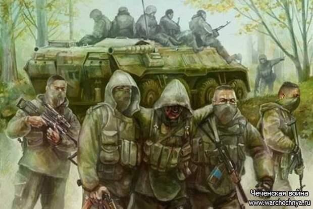 7 часов забытого боя под Серноводском