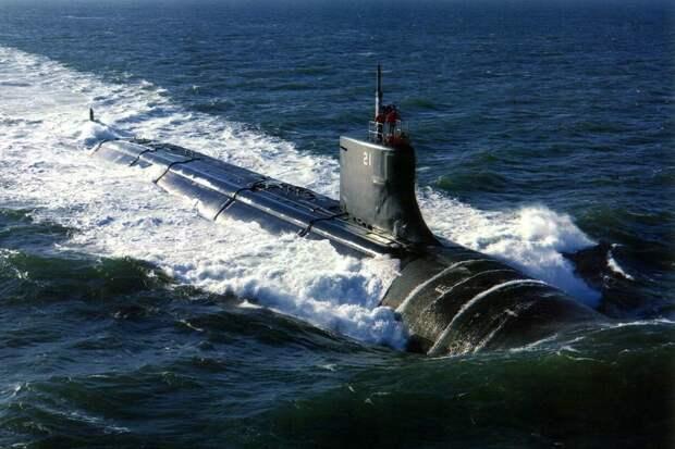 """США хотят разместить """"Морских волков"""" на подземной базе в Норвегии"""