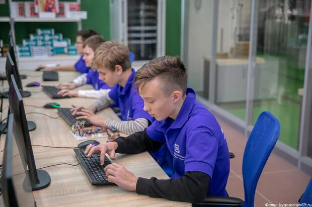 В Тверской области появится еще один технопарк «Кванториум»