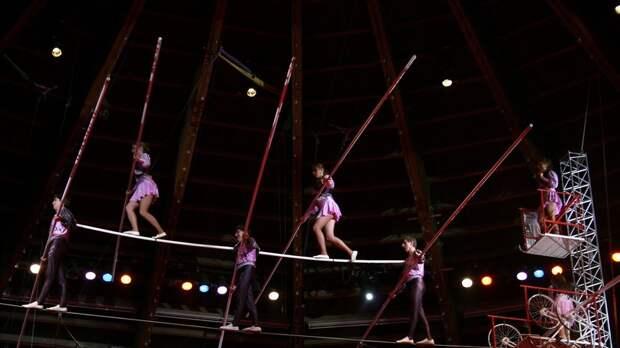 Запашный рассказал,в какой стране больше всего развиваются цирки
