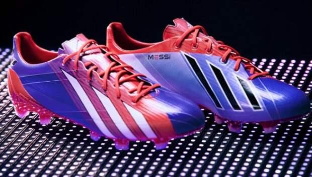 Месси светится в новой рекламе Adidas