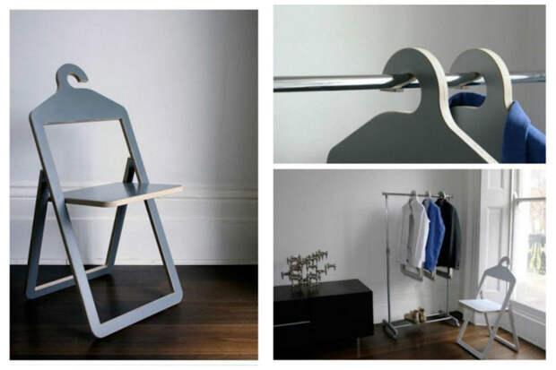 Классные дизайнерские идеи по экономии места важное, дизайн, полезное, экономия