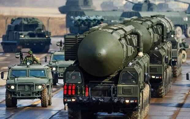 Костикин на примере Украины объяснил, почему России нельзя отказываться от ядерного оружия
