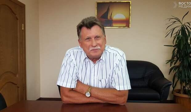 Борис Кубай: «ультраполярное вторжение» ожидается вПриморье