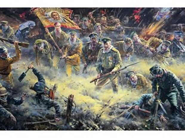 Хотите забыть как русские воюют? Потом не обижайтесь, когда встретитесь с ними на поле боя