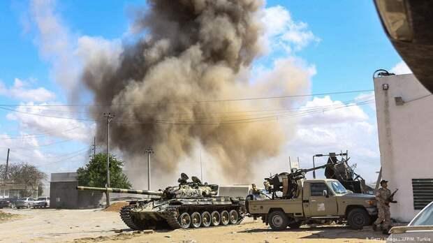 Россия покорила Ближний Восток и вытесняет ЕС из Ливии