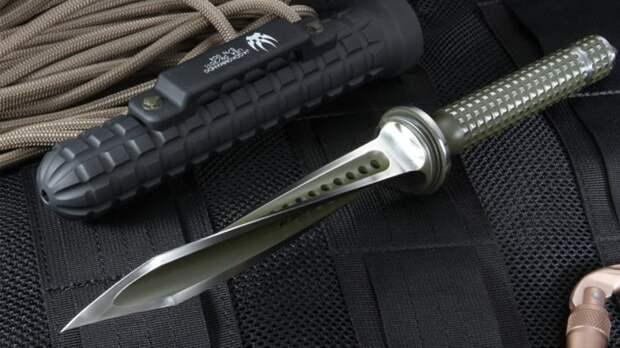 Смертоносные ножи секретных спецслужб