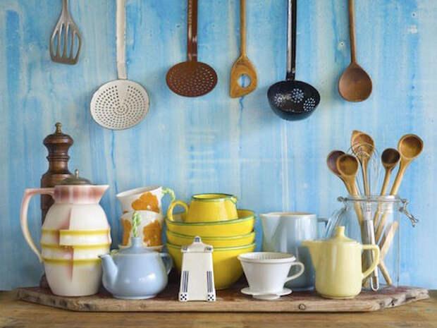 Приметы про посуду на каждый день недели