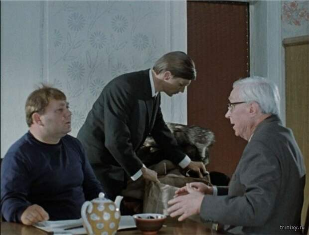 За кадром советских кинокомедий (24 фото)