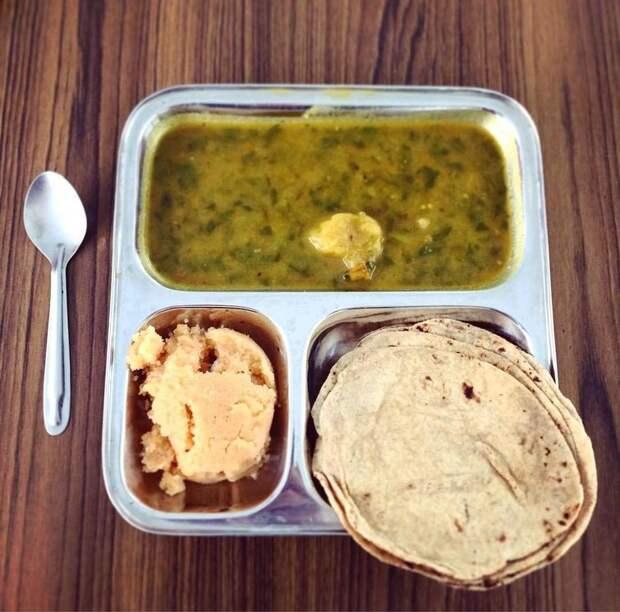 Как выглядят школьные обеды из 15 стран мира