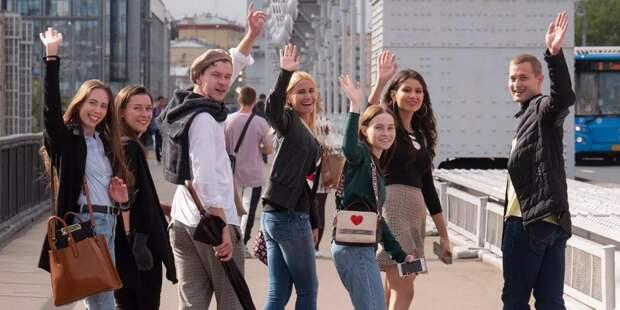 Сенатор Инна Святенко: Необходимо организовать единый молодежный проект между странами СНГ / Фото: mos.ru