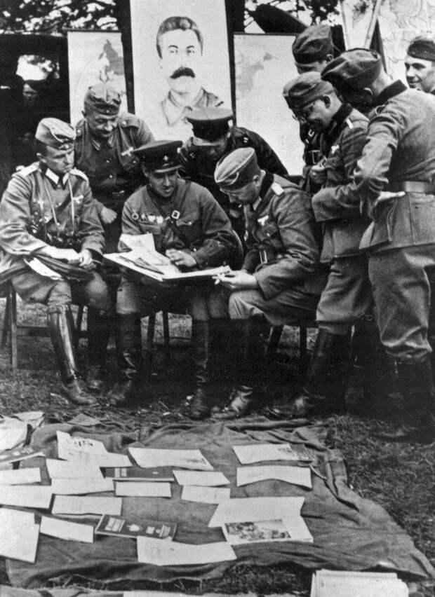 Спасти рядового Сталина