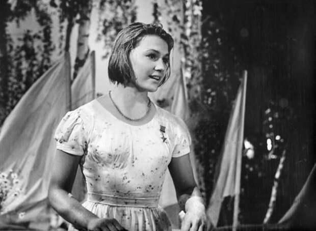 Советско-афганская актриса Галина Яцкина. Жизнь вопреки ударам судьбы