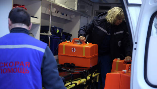 Два человека погибли в ДТП в Подмосковье за прошедшие сутки