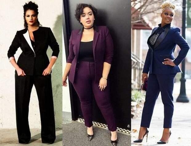 Мода для полных в 2019 году