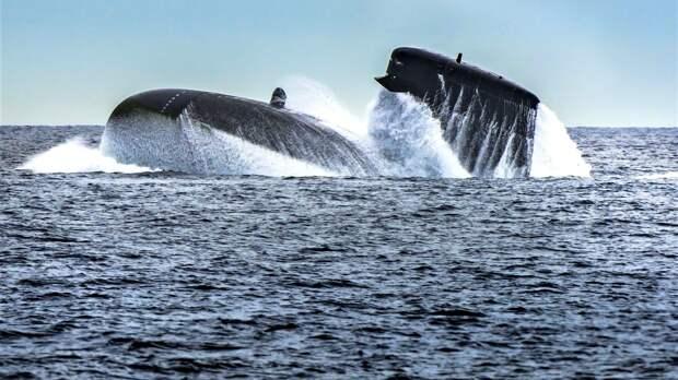 Пользователи соцсетей опубликовали фото новейшей подлодки ВМС Китая