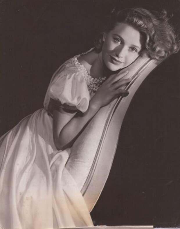 Легенда мирового кино. Присцилла Лейн.