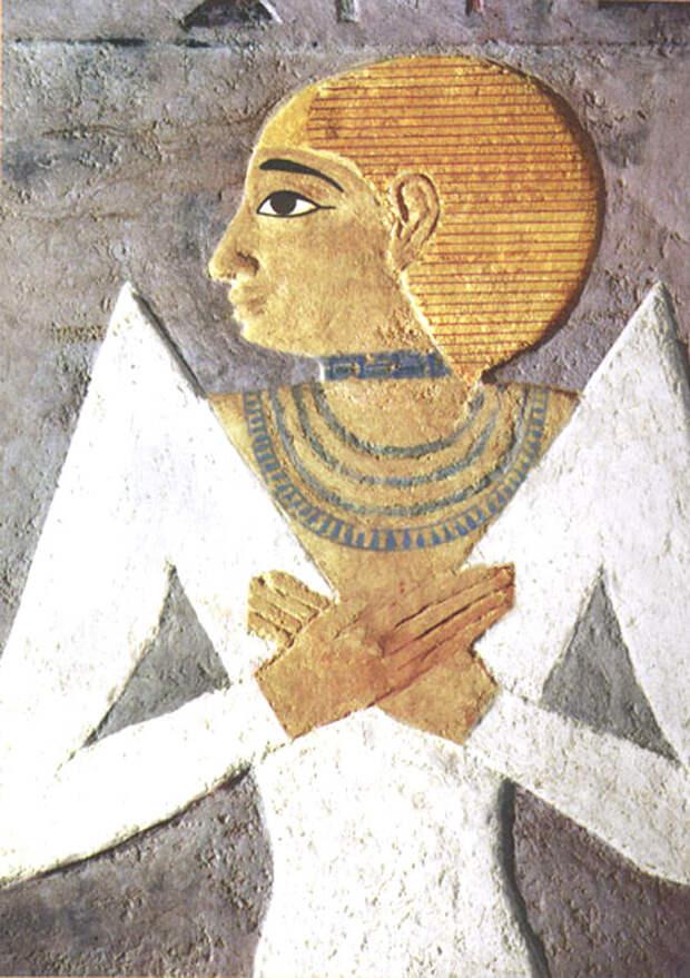 Тайна белых богов Египта