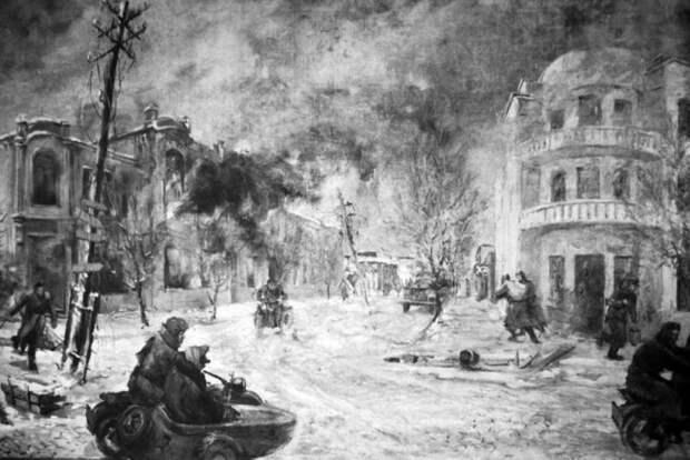 Непокоренная земля. 18 февраля — День освобождения Адыгеи от немецко-фашистских захватчиков