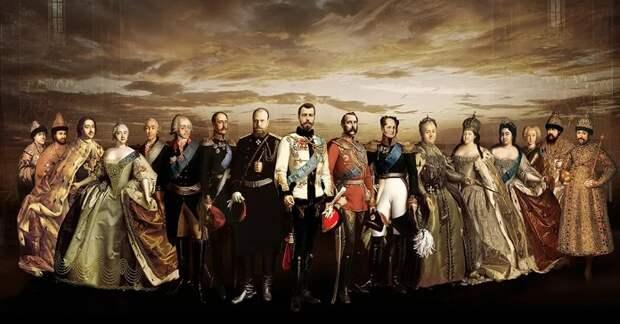 Кто ваша половинка из русских монархов?