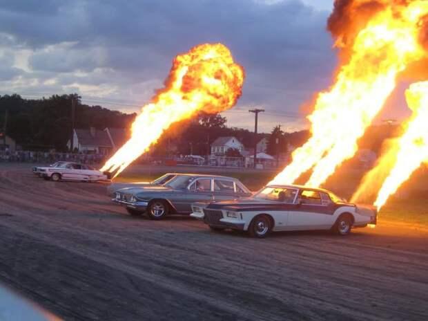 3. Где можно защищать автомобиль от угона с помощью огнемёта? закон, факты
