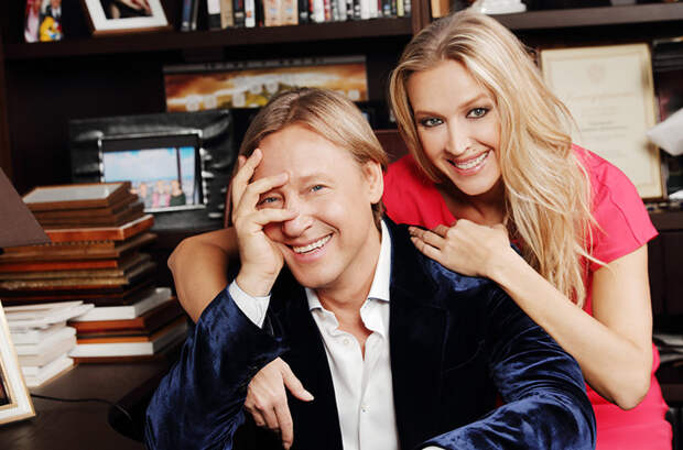 Марина Майко и Дмитрий Харатьян брак, знаменитости, подборка, уважение