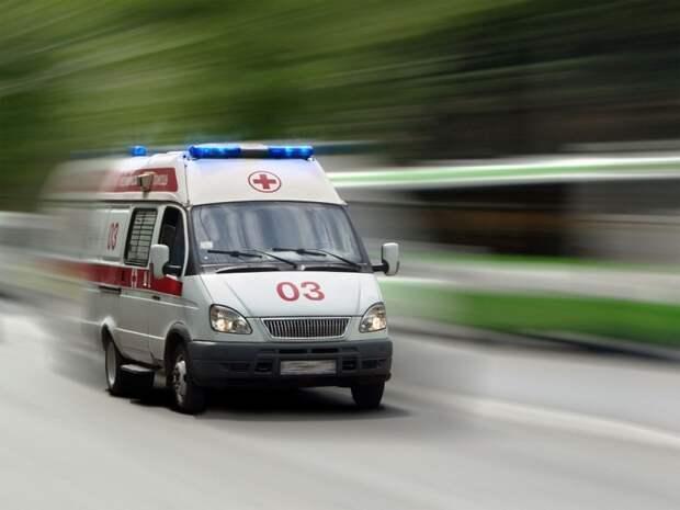 В Симферополе перевернувшийся квадроцикл придавил детей