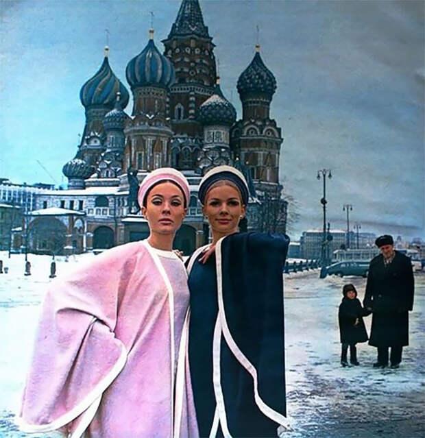 Голландские модели в СССР