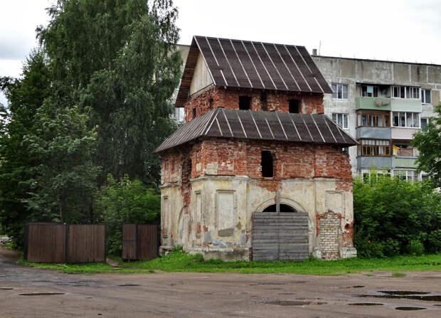 Вознесенский Храм в г. Калязин. История и современность
