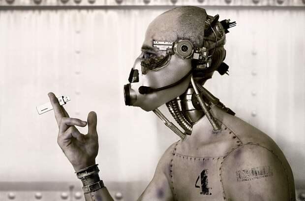 Красные глаза и механические руки: ученые выяснили, как мы будем выглядеть через 100 лет