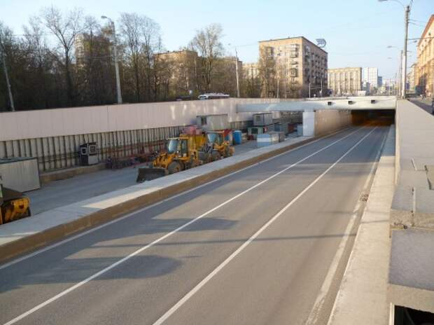 Движение в Алабяно-Балтийском тоннеле в столице восстановят не раньше вторника
