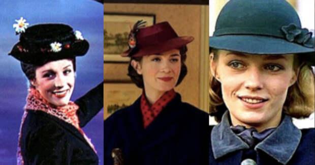 Все версии Мэри Поппинс: выбираем лучшую актрису